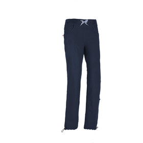 E9 Mare S Trousers Women, blue navy